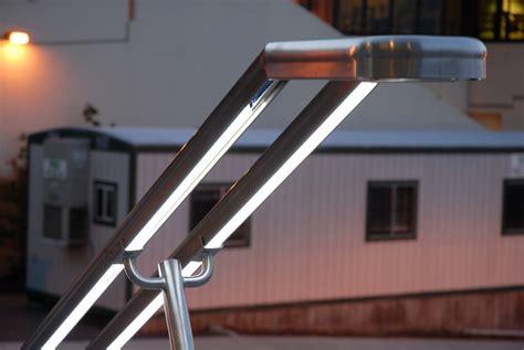 led handrail lighting system ohsu patient care facility ilight technologies
