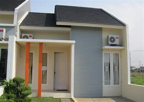 contoh rumah minimalis mungil info bisnis properti foto gambar wallpaper