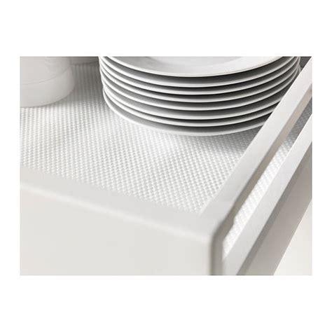 Ikea Variera Shelf Liner Drawer Mat by Ikea Rationell Variera Transparent White Drawer Mat