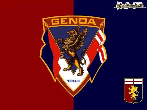Calendario Genoa Sfondilandia It Sfondo Gratis Di Genoa Calcio Per