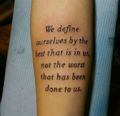 inspirational quotes tattoos 25 best ideas about inspiring quote tattoos on