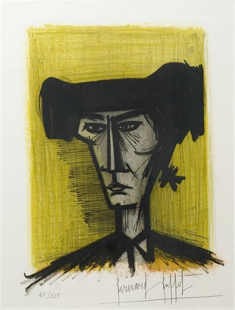Bufet Matador 108 best images about bernard buffet on on canvas bretagne and auction