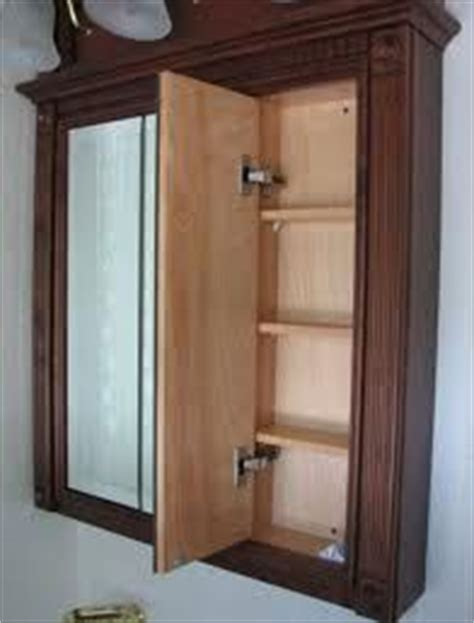 Bertch Medicine Cabinets by Framed Medicine Chest With Doors Small Bathroom
