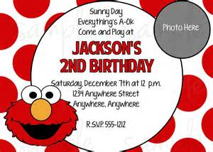 elmo invitations template elmo birthday invitations template