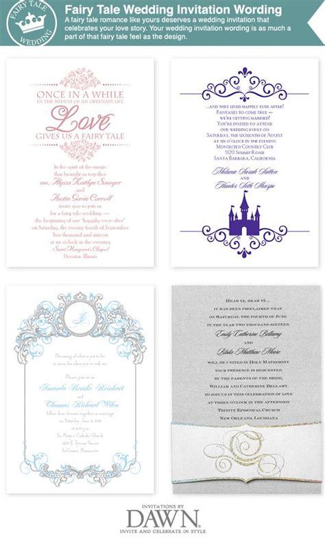 tale themed wedding invitations disney invitation wording and wedding on