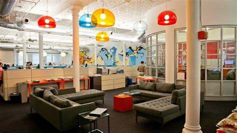 Office In Nyc 13 Startups With Inspired Office Design