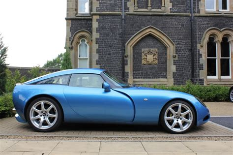 Act Tvr Craig S Tvr T350 New Addition To The Fleet Page 1