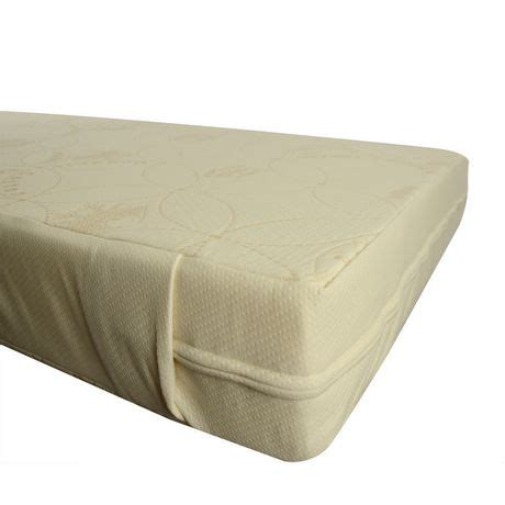 Kidilove Crib Mattress With Organic Cotton Cover Walmart Ca Walmart Crib Mattresses