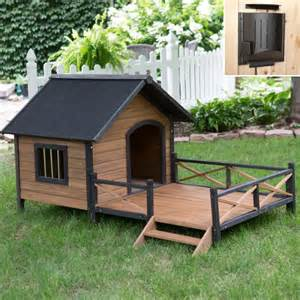 Dog houses for large dogs x large boomer george lodge dog house with