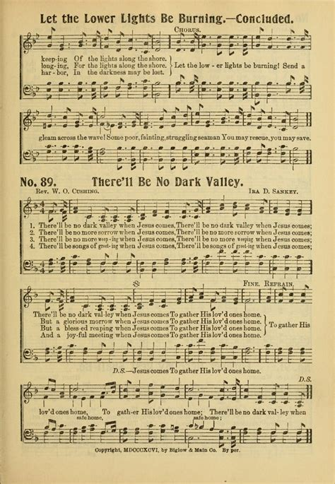 valleys when you jesus but books there ll be no valley hymnary org