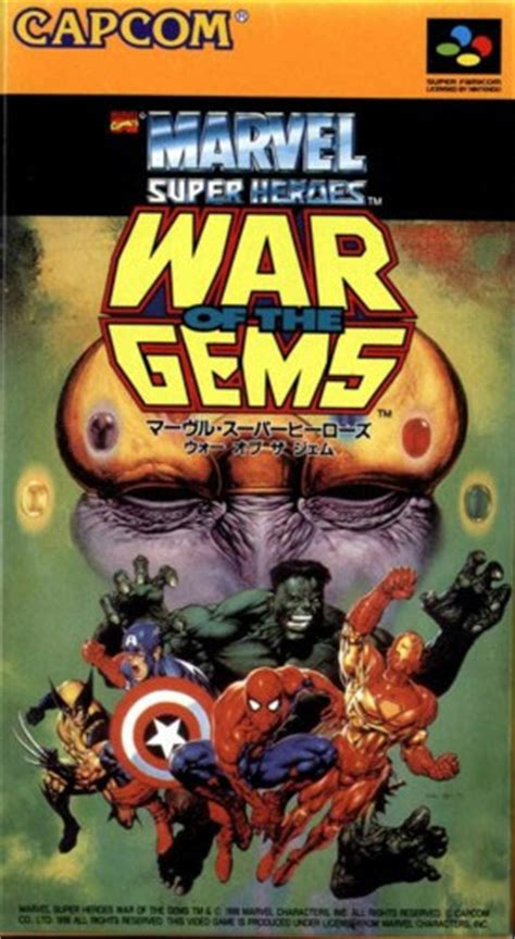 Heroes Of The Gem marvel heroes war of the gems from capcom