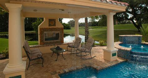 Backyard Pools Aledo Tx Triyae Backyard Cabana Plans Various Design
