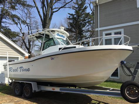dusky boats any good 2002 dusky 233 fac repowered with df300 the hull truth