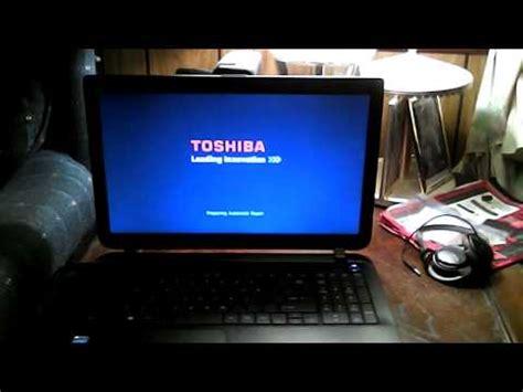 toshiba satellite black screen of windows 8 1 solution in description