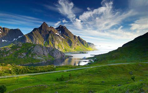 gambar wallpaper pemandangan indah air flash news