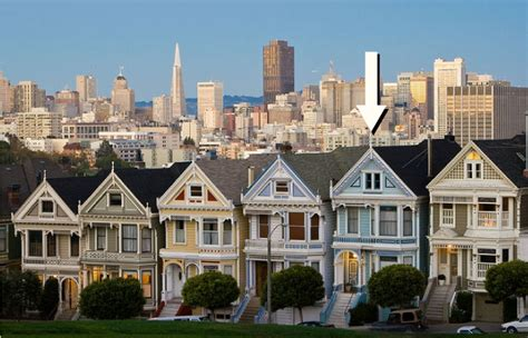 full house painted ladies inside a painted lady the bold italic san francisco