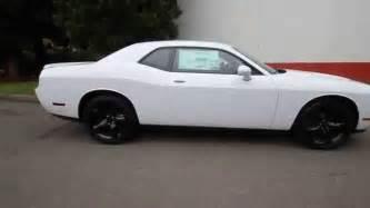 Dodge Challenger All White 2014 Dodge Challenger Sxt White Eh279005 Seattle