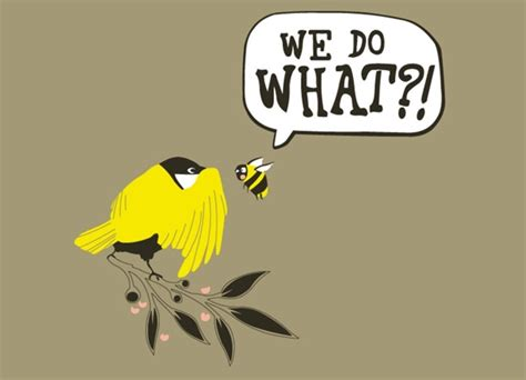 birds the bees by tom lindsay threadless