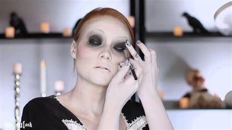 cracked porcelain doll makeup cracked porcelain doll makeup tutorial