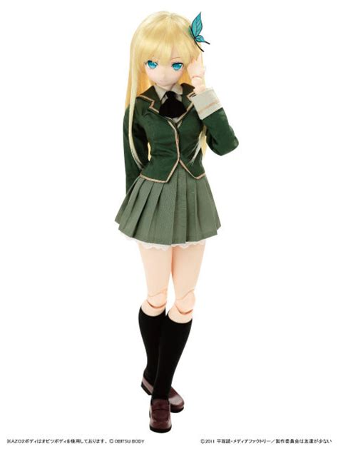 Haganai Next Cleaner Cloth Haganai Next Kashiwazaki crunchyroll quot haganai next quot yozora mikazuki doll hits preorder