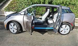 2014 bmw i3 with range extender review nikjmiles