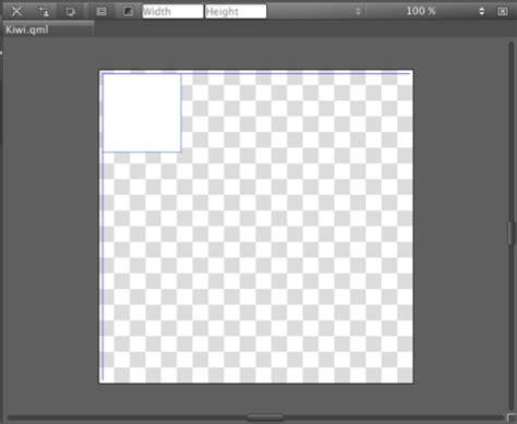 qml layout padding using qt quick designer qt creator manual