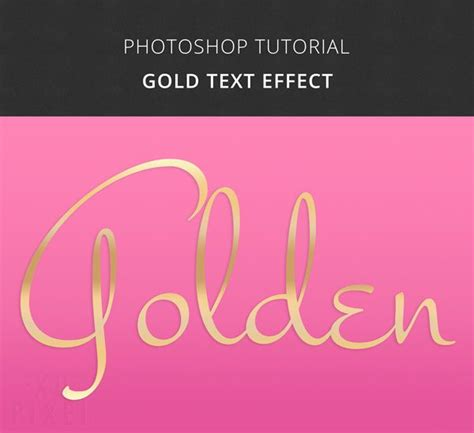illustrator tutorial gold effect how to create a gold text effect in photoshop photoshop