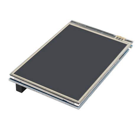 24 Inch Tft Lcd Touch Screen Module Shield Arduino Baru 3 5 tft lcd touch screen shield module for raspberry pi
