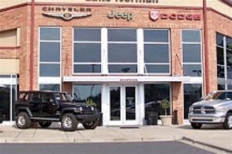 Jeep Lake Norman Lake Norman Chrysler Jeep Dodge Ram Service Center