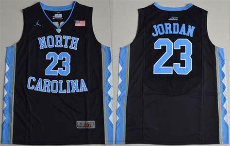 Kaos 23 Jersey Black cheap nike carolina 23 michael black jersey