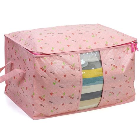 Pink Plastic Blanket Storage Ideas Organization And | pink plastic blanket storage ideas organization and