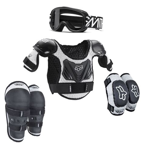 wee motocross gear wee protection package