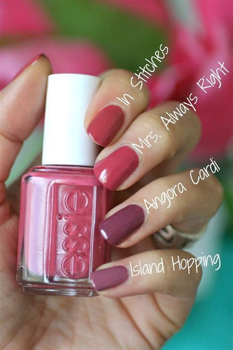11 best essie spring 2016 collection images on Pinterest