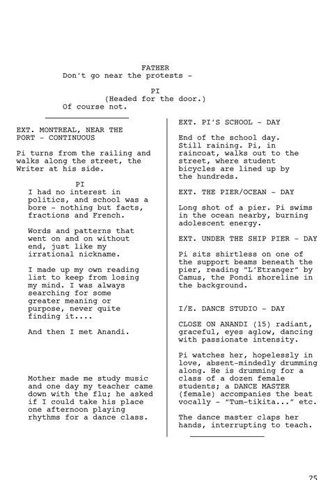 Adapting 'Life of Pi' for the Big Screen Took 170 Script