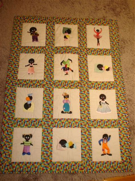 pattern for fabric golliwog 17 best images about quilts gollies on pinterest fat