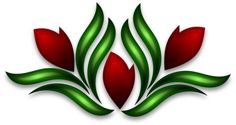 Motif Flower clipart flower motif