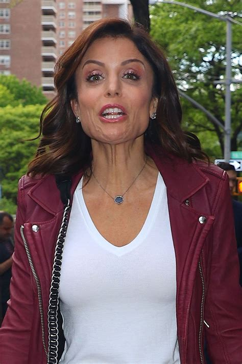 bethenny frankel bethenny frankel out and about in new york 05 16 2017