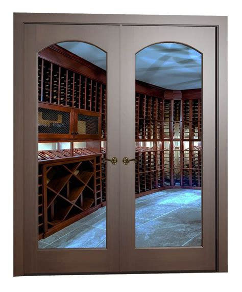 Wine Cellar Glass Doors Classic Glass Square Wine Cellar Door Wine Doors From Vigilant