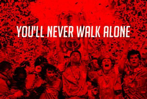testo you ll never walk alone 向大家介紹 紅色就係我地的精神 we are liverpool 利物浦 永遠的紅戰士 球迷世界