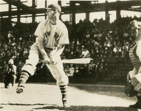 ty cobb swing mel ott rare batting photos stuff nobody cares about
