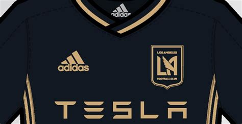 los angeles fc mls concept jerseys by saathoff footy