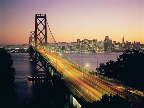wallpapers san francisco bay bridge wallpapers