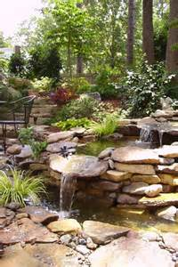 backyard waterfall designs 35 dreamy garden with backyard waterfall ideas home