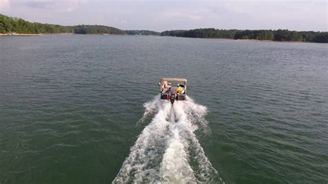 fastest mini pontoon with drone 31mph youtube - Drone With Pontoons