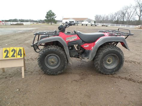 2000 Suzuki King 300 4x4 2002 Suzuki 300 King 4x4 Sn Jsaak43a922102053