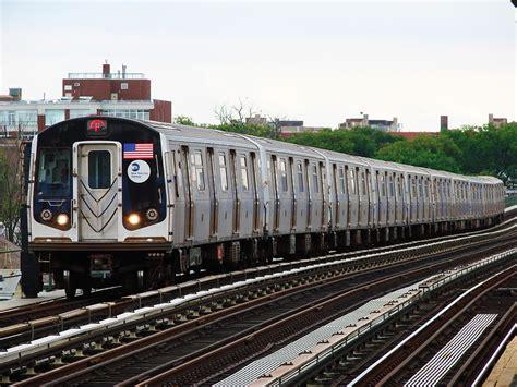 bs stillwell motor f new york city subway service