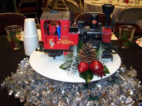 Polar Decorations by Polar Express Table Centerpieces Polar Express