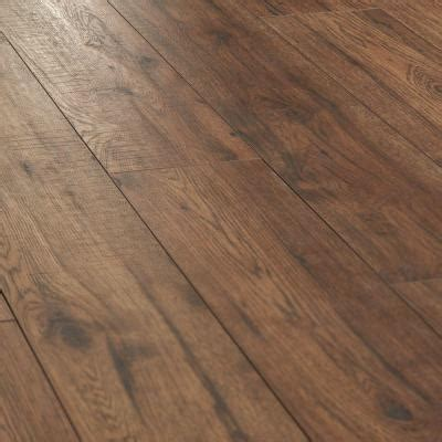 Home Decorators Flooring by Home Decorators Collection Distressed Brown Hickory 12 Mm