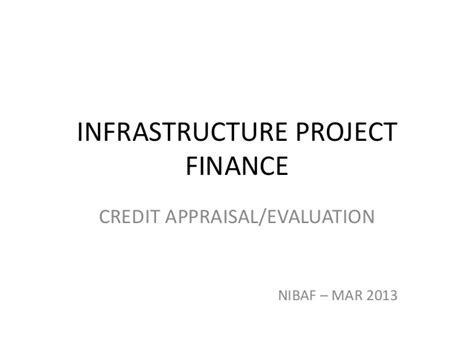 Mba Finance Project On Credit Appraisal by Credit Appraisal And Evaluation