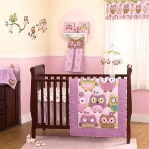 cocalo coco company owl 4 crib bedding